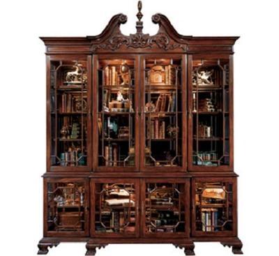 Henkel Harris Connoisseur Cabinet Model 2381