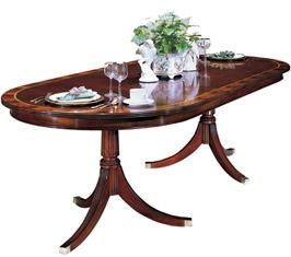 Henkel Harris Oval Dining Table
