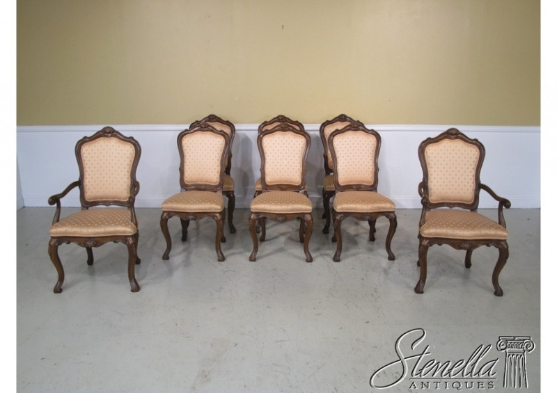 High Quality ... Louis Xiv Walnut Dining Room Chairs Www Stenellaantiques