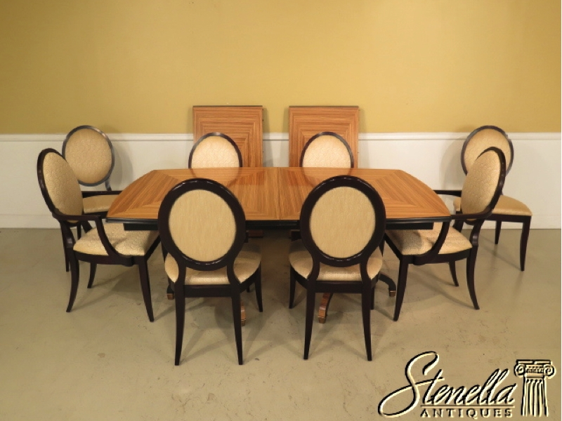 Attrayant Henkel Harris Solid Wild Black Cherry Dining Table Jenkins Antiques .  Www.stenellaantiques.com