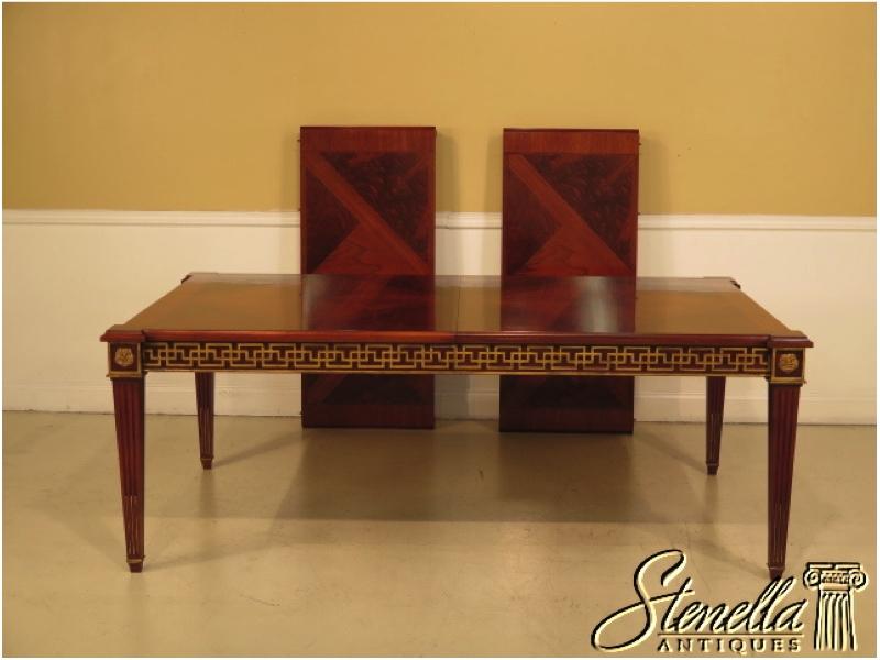 JOHN WIDDICOMB Regency Style Dining Room Table